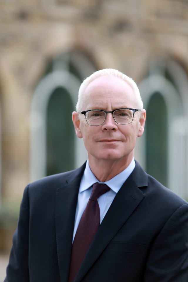 Donal Laverty, a Consulting Partner at Baker Tilly Mooney Moore