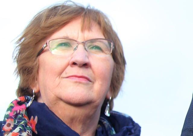 Dolores Kelly MLA. Picture: Jonathan Porter/PressEye