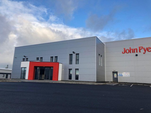 John Pye Auctions secures a new 3.5-acre site outside of Ballymena