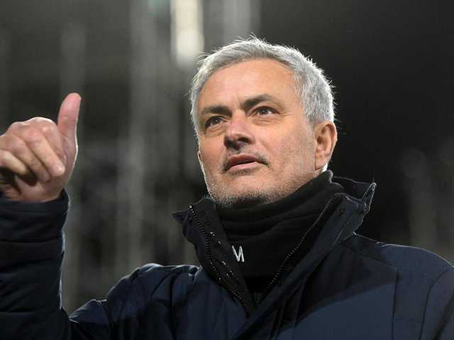 Jose Mourinho has been appointed Roma's new head coach for next season