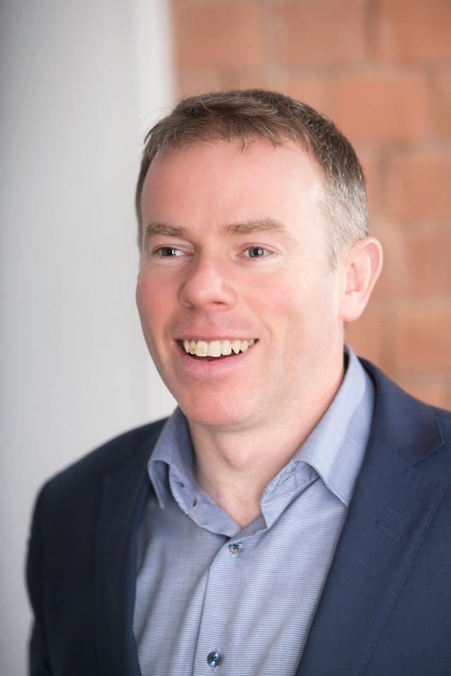 Colin Mounstephen, Director at Deloitte's Belfast office