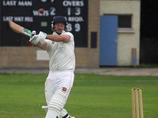 Brigade skipper Andy Britton will be looking for two wins this weekend.