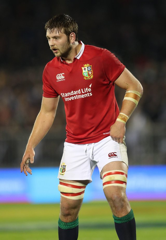 Ulster captain Iain Henderson has been selected for this year's British and Irish Lions tour to South Africa