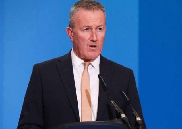 Finance Minister Conor Murphy