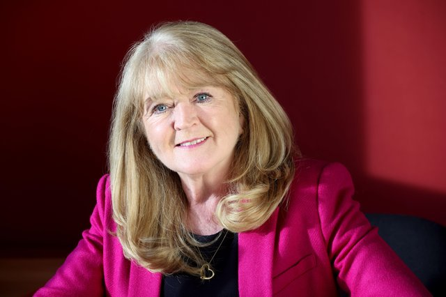 Geraldine McGahey, Chief Commissioner, Equality Commission for Northern Ireland