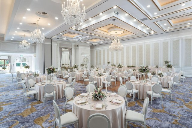 Tullyglass Hotel has announced a £1.5 Million Ballroom Refurbishment and the creation of 50 new jobs.