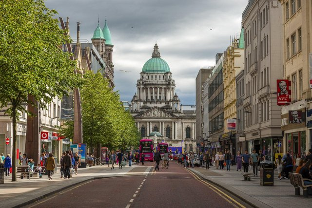 Belfast was placed seventh in Colliers' inaugural Top UK Residential Investment Cities report