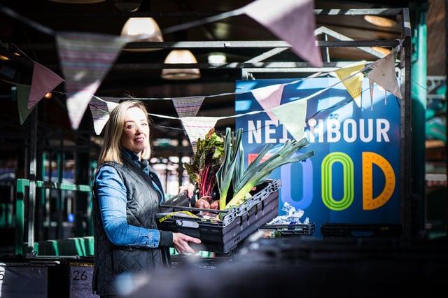 Elaine Quinn, host of NeighbourFood Newry