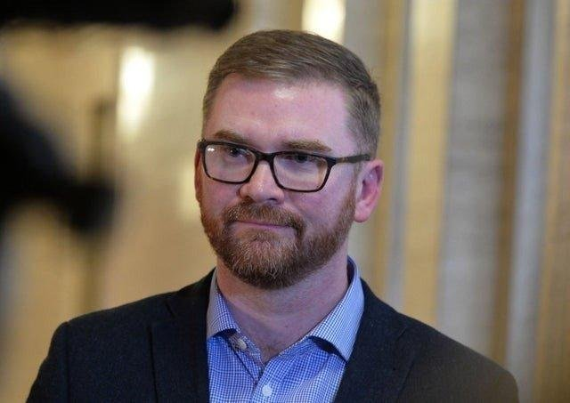 Belfast Chamber Chief Executive Simon Hamilton