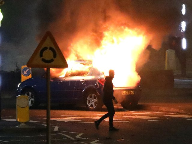 The Northern Ireland Protocol has been cited as one possible explanation for street violence over the last few months.