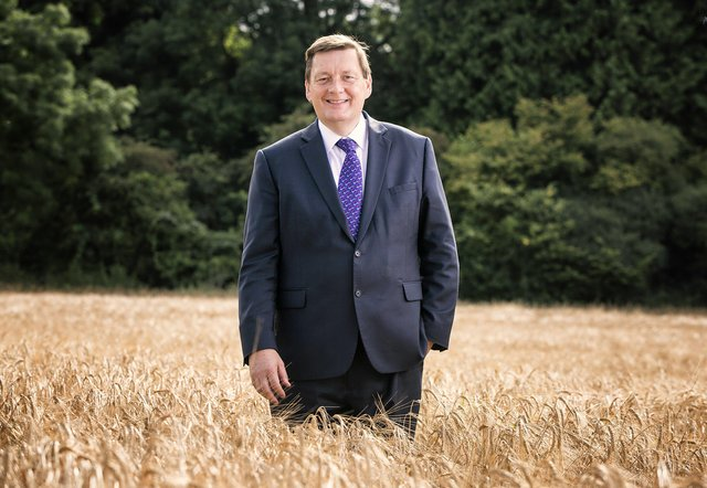 Northern Ireland Food and Drink Association Executive Director Michael Bell