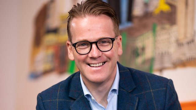 Stuart Lally, Managing Director of Mango Direct Marketing
