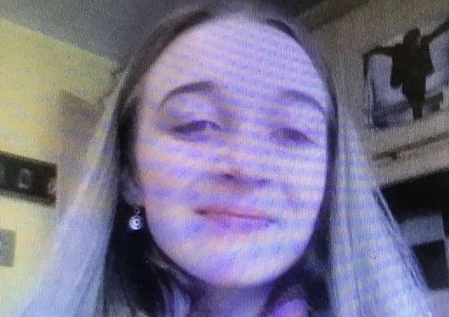 Missing Sophie Hamilton - PSNI image
