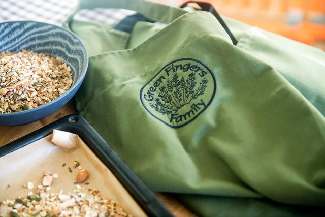 Green Fingers Family granola now in sale across Northern Ireland