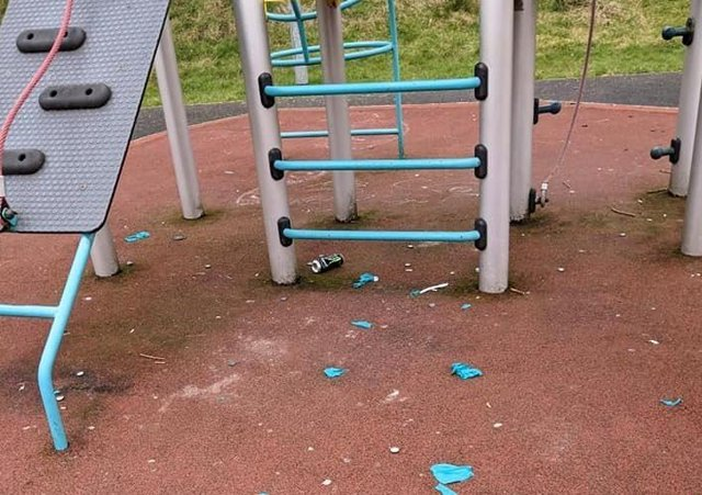 Tandragee Play Park.