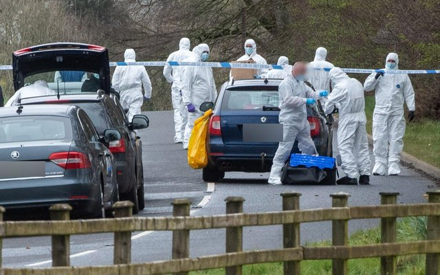 A viable device was left at the home of a female police officer near Dungiven in County Londonderry.