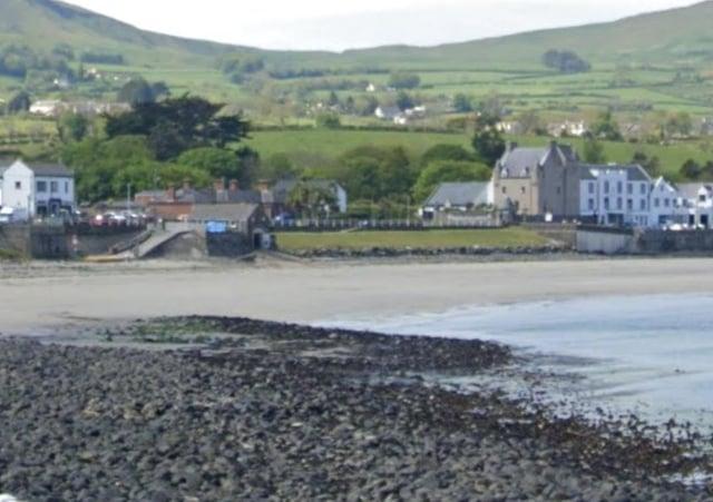 Ballygally. Pic courtesy Google Streetview