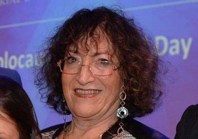 Shoshana Appleton still has many relatives in Israel whom she fears for.