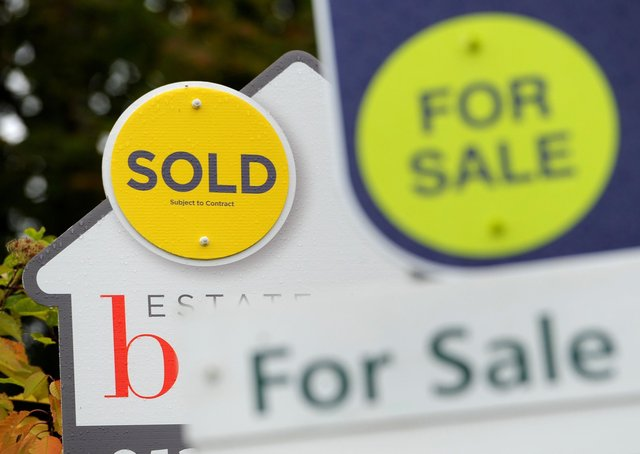 Houses prices in NI have risen by