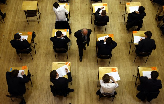 A study involving Queen's University has found some teachers base grades on more than academic ability. File photo