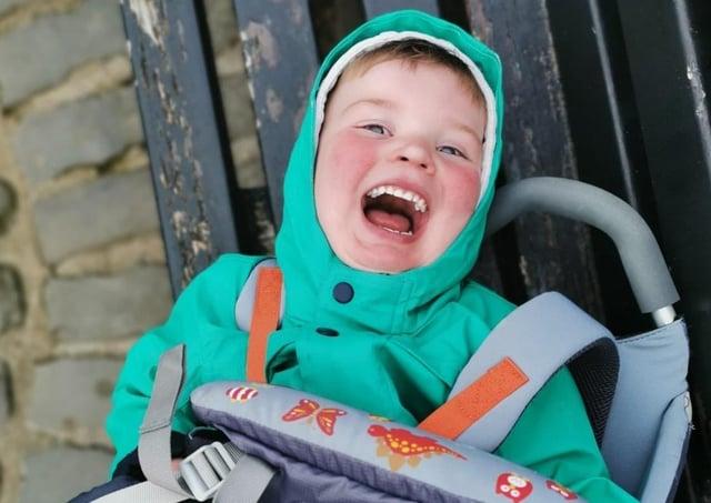 Bundle of joy: Daithi MacGabhann (4)