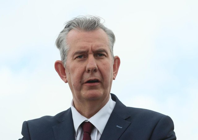 New DUP leader designate, Edwin Poots said this week that sexuality is 'probably fixed'.