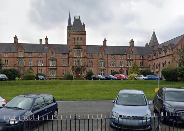 Methodist College, Belfast