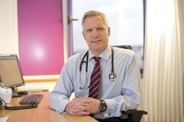 Dr Alan Stout