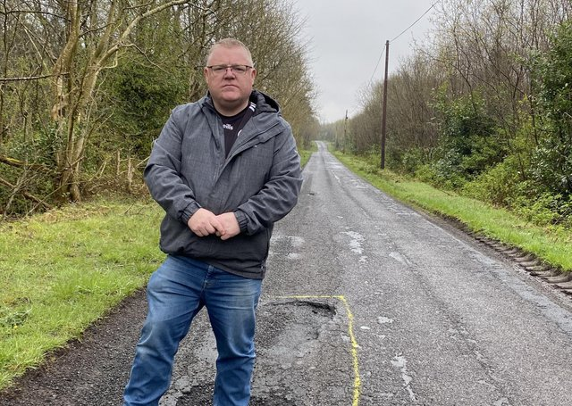 There have been calls for investment in rural roads