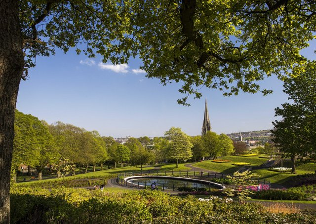 Brooke Park, Londonderry. Picture: Lorcan Doherty Photography/JPI Media Archives