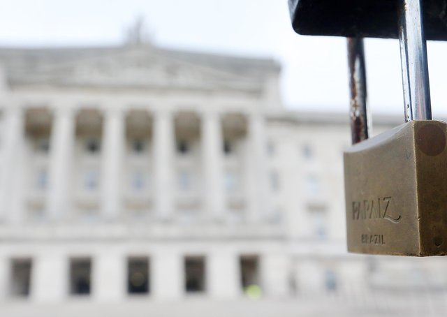 Sinn Fein could again walk from Stormont over lack of Irish language laws