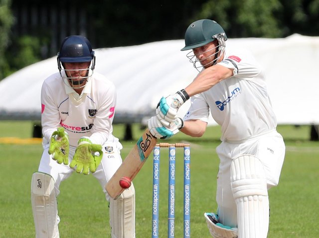 Andre Malan made a winning return to the NCU