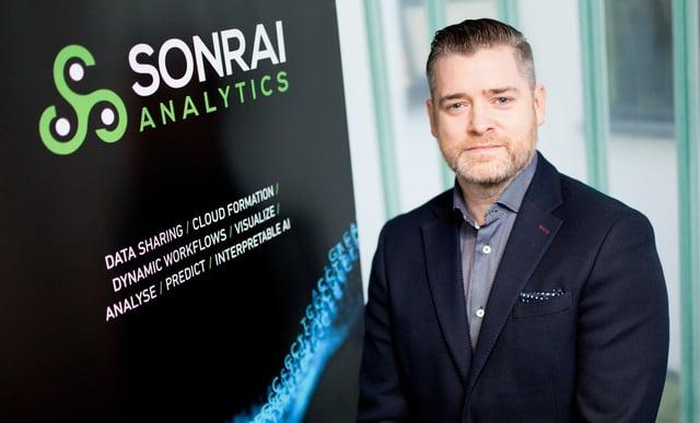 Darragh McArt, CEO Sonrai Analytics