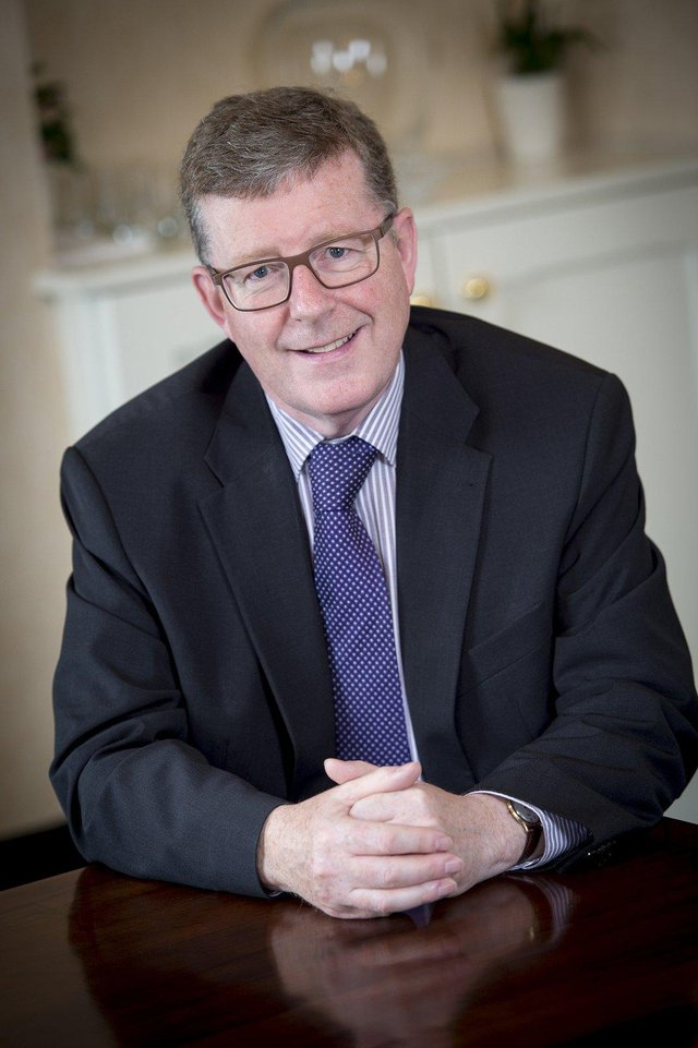 RICS Northern Ireland construction spokesman, Jim Sammon
