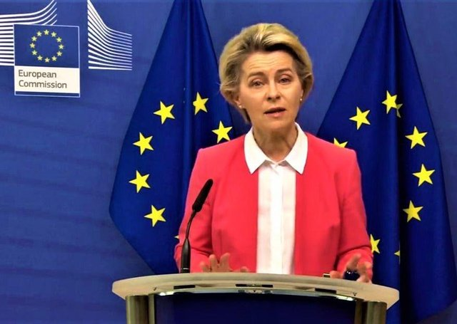 Remarks from European Commission President Ursula von der Leyen on the NI Protocol have angered unionists