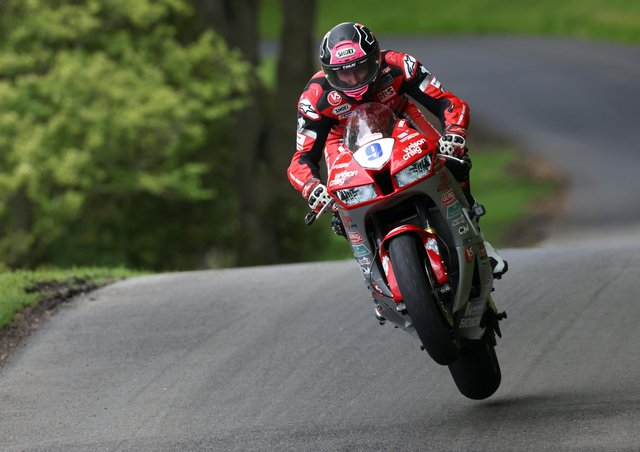 PACEMAKER, BELFAST, 22/5/2021: Davey Todd makes his race debut on the Wilson Craig Honda at the Scarborough Spring Cup in Yorkshire today.PICTURE BY STEPHEN DAVISON