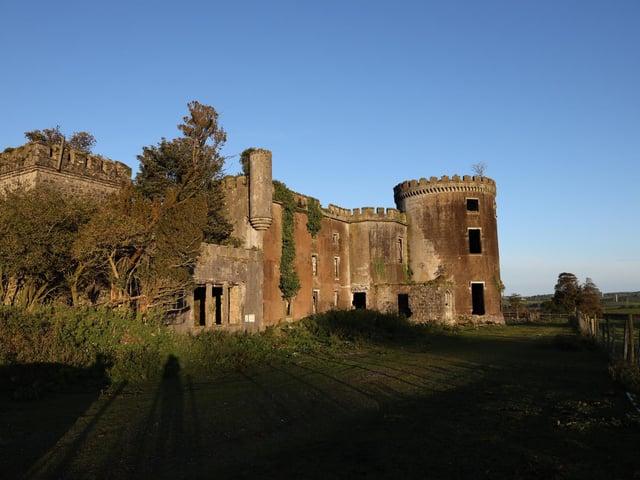 Kilwaughter Castle.