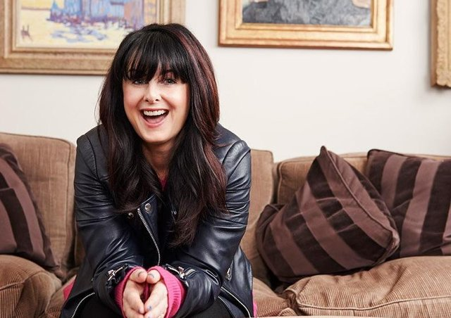 Marian Keyes is just one of the famous faces that will be visiting Bangor this summer