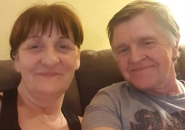 Chris Higgins and wife Angela