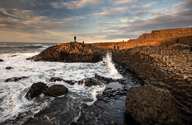 Giant's Causeway - 'An Amazing Sight.' Photo Tourism NI