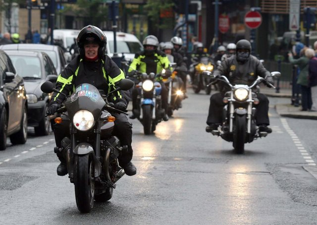 Motorbikes can be part of a sustainable transport solution argues Martyn Boyd