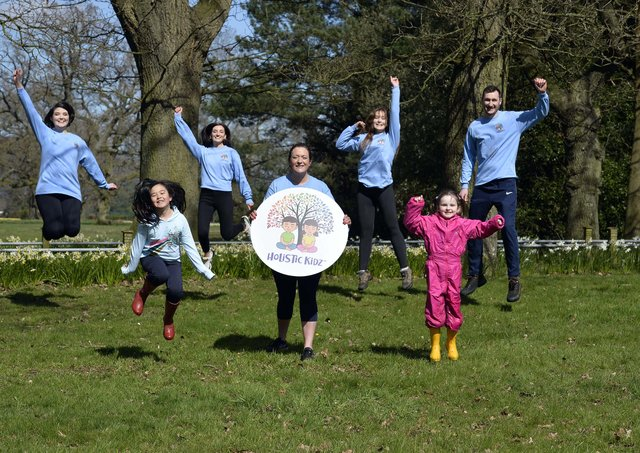 HOLISTIC KIDZ Northern Ireland's leading outdoor forest school has announced the launch of two new summer camp locations and the creation of 16 new jobs.