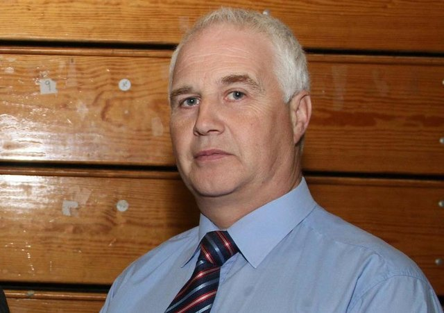 Paul Bell, a DUP member in Fermanagh South Tyrone, dramatically resigned