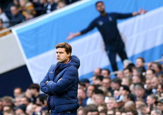 Former Tottenham Hotspur manager Mauricio Pochettino.