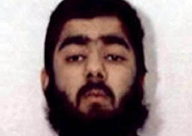 Usman Khan who killed Jack Merritt, 25, and Saskia Jones, 23, in London in 2019.