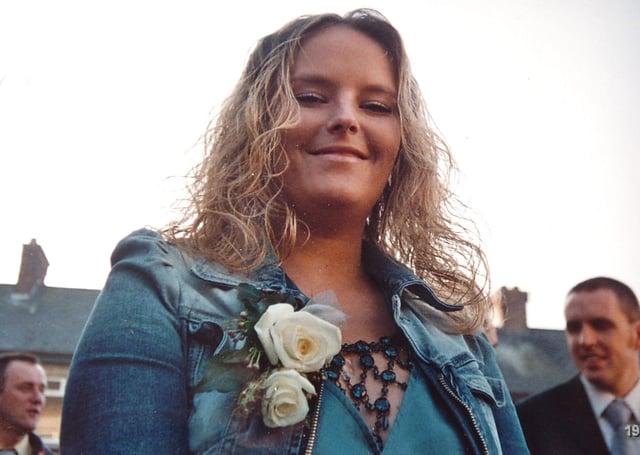 PACEMAKER PRESS BELFAST 22/08/06.Missing Bangor girl Lisa Dorrian.