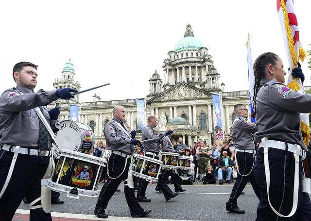 Twelfth, Belfast, 2019