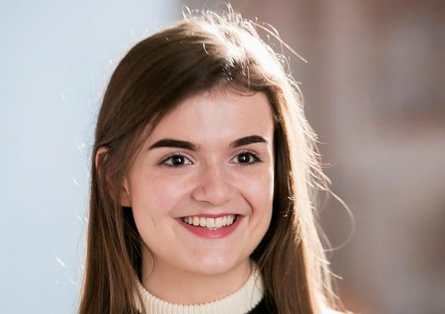Ella McCann, a consultant at Deloitte in Belfast