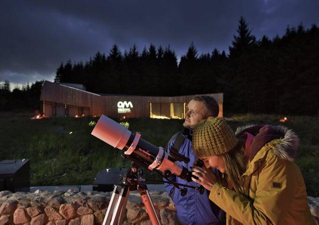 OM Dark Sky Park & Observatory, Co Tyrone