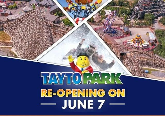 Tayto Park reopening